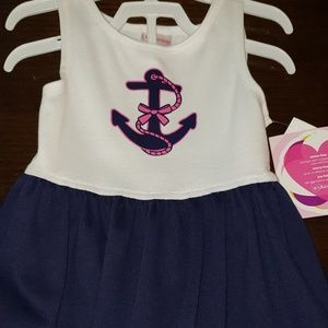 4t nautical 3piece outfit